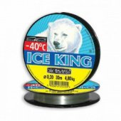 Леска BALSAX ''Ice King'' 30м 0,08 (0,88кг)